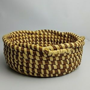 Handcrafted Accents - Handcrafted Basket